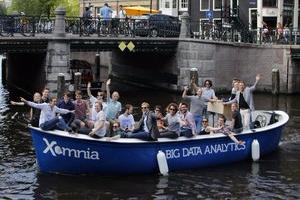 self-driving boat