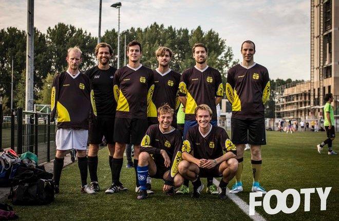 Footy team 2017