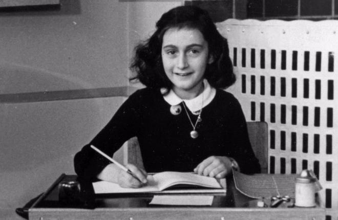 Anne Frank op school