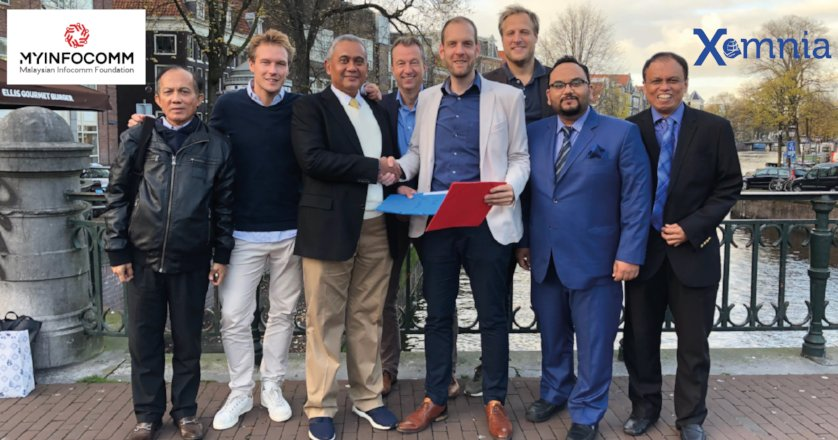 MIF signing Joint Venture